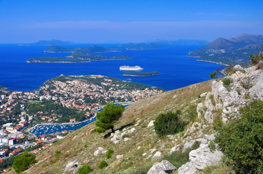 Dubrovnik and Elaphiti Islands